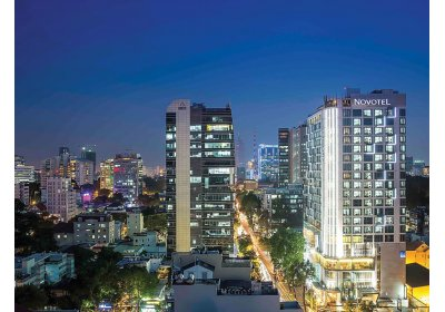 NOVOTEL SAIGON CENTER